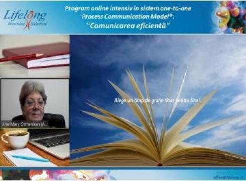 Training online one-to-one licenta PCM Comunicarea eficienta de la Lifelong Learning Solutions Srl