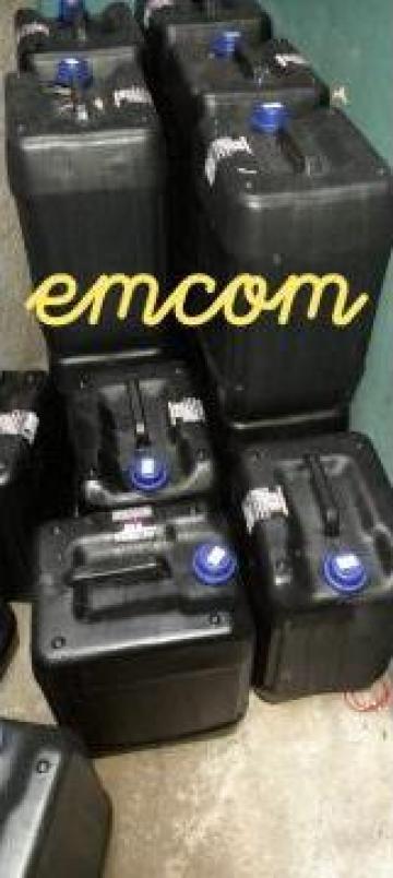 Ulei hidraulic auto H46 20 litri de la Emcom Invest Serv Srl