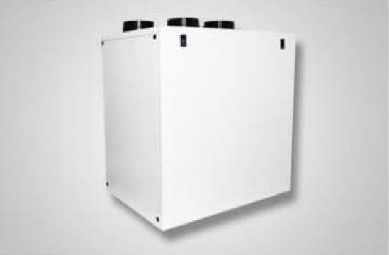 Dispozitiv ventilatie centrala 520m3/h bypass automat
