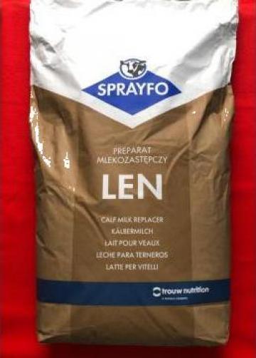 Lapte praf vitei Sprayfo Len