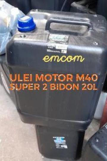 Ulei motor diesel M40 S2 la 20 litri
