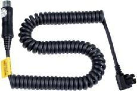 Cablu spiralat pentru conectare la PowerPack Sony de la Vidaxl