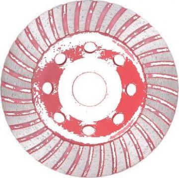 Disc de polizare diamantat cupa, cu turbo, 115 mm