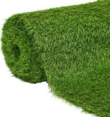 Iarba artificiala, verde, 1,5 x 8 m/40 mm de la Vidaxl