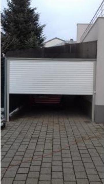 Usa de garaj - rulou