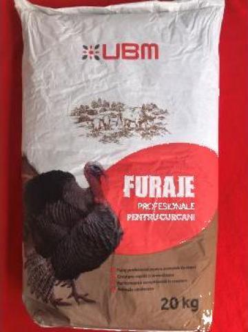 Furaj brizurat profesional pentru curci de la Panthera Med