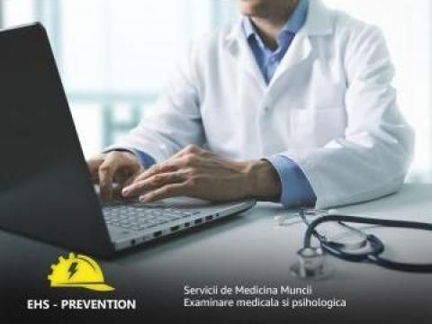 Servicii de Medicina Muncii de la Ehs-prevention
