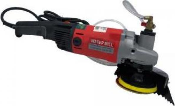 Polizor unghiular cu apa 1400W 220V de la Maer Tools