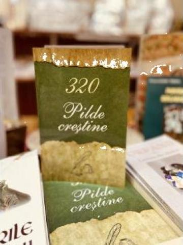Carte,320 pilde crestine de la Candela Criscom Srl.