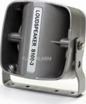 Difuzor patrat YA 150-3