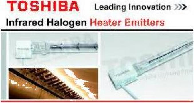 Lampa infrarosu incalzire Toshiba de la Sfera Global Trading Srl
