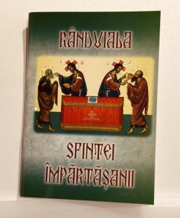 Carte, Randuiala Sfintei Impartasanii de la Candela Criscom Srl.