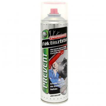 Spray aerosol pentru curatat disc frana 500ml Prevent