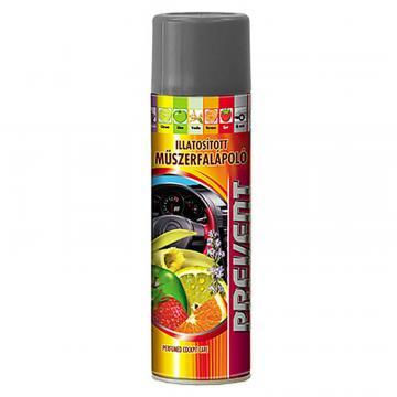 Spray aerosol silicon New car, Prevent - 500ml