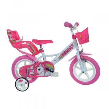 Bicicleta copii 12'' - Unicorn de la A&P Collections Online Srl-d