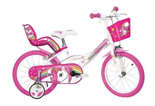 Bicicleta copii 16'' - Unicorn