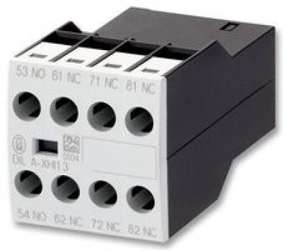 Bloc contacte auxiliare Moeller, 2NO/2NC DILM32-XHI22