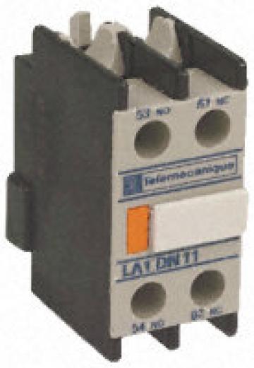 Bloc contacte auxiliare Telemecanique LA1DN11