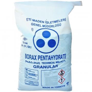 Borax pentahidrat (1 tona) de la Sirius Distribution Srl