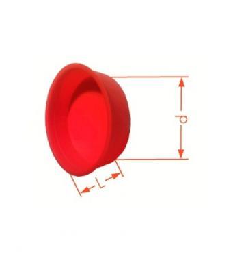 Capac plenum ventilatie D125