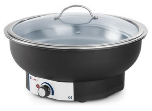 Chafing dish electric Tesino 204832 de la Clever Services SRL