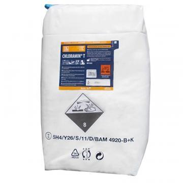 Dezinfectant Cloramina T (sac 25 Kg)