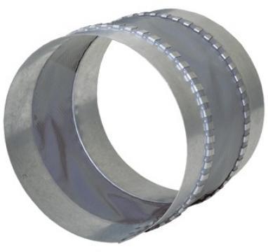 Conector flexibil pentru tuburi VVG 560 de la Ventdepot Srl