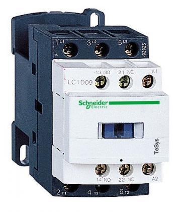 Contactor 4kW 400V 220V de la Kalva Solutions Srl