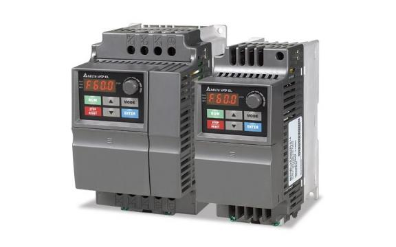 Convertizor de frecventa Delta VFD-EL 0.4kW / 2.5A