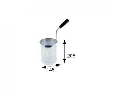 Cos rotund de fiert paste 145x205 mm