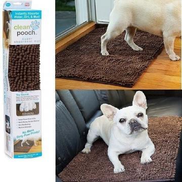 Covoras pentru animale super absorbant Clean Pooch Mat