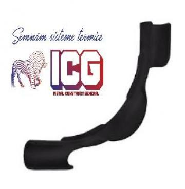 Curba de ghidaj 14-18 din plastic Capricorn de la ICG Center