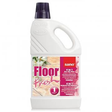 Detergent pardoseli Sano Floor Fresh Jasmine (1litru)