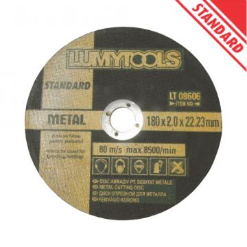 Disc abraziv debitat metale LT08601 de la Altdepozit Srl