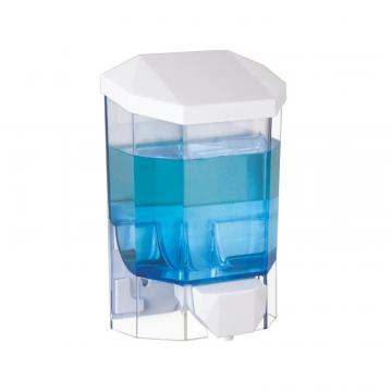 Dispenser pentru sapun lichid/dezinfectant Flosoft, 500ml de la GM Proffequip Srl