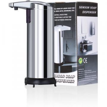 Dozator dispenser metalic de sapun automat cu senzor de la Startreduceri Exclusive Online Srl - Magazin Online - Cadour