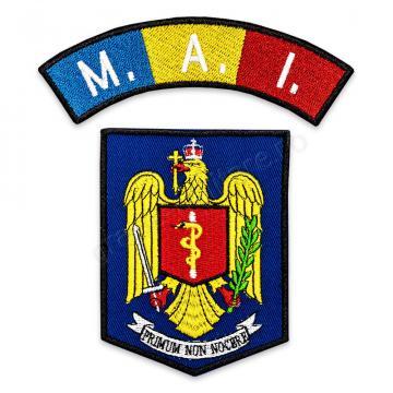 Emblema Directia Medicala MAI de la Hyperion Trade