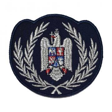 Emblema coifura subofiteri MAI Aparat Central de la Hyperion Trade