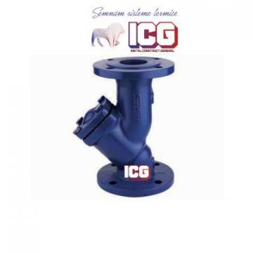 Filtru Y retinere impuritati PN16 DN65 de la ICG Center