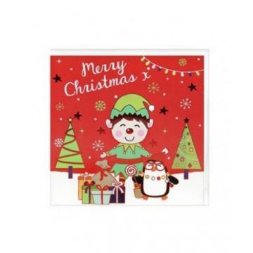 Felicitare medie Craciun - Merry Christmas de la Krbaby.ro - Cadouri Bebelusi