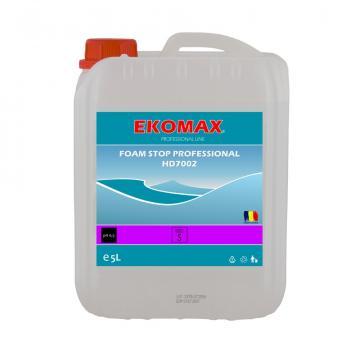 Antispumant canistra 5 litri Foam Stop Professional de la Ekomax International Srl