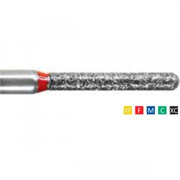 Freze dentare diamantate Round End Cylinder 141 F 014 1/10mm