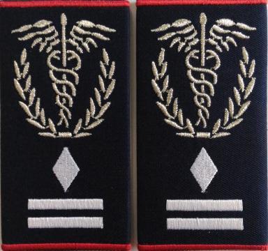 Grade medic sef serviciu Gradul III ambulanta de la Hyperion Trade