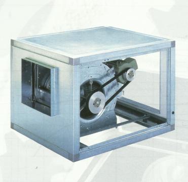 Ventilator centrifugal debit CVTT 30/28 with motor of 2.2kw