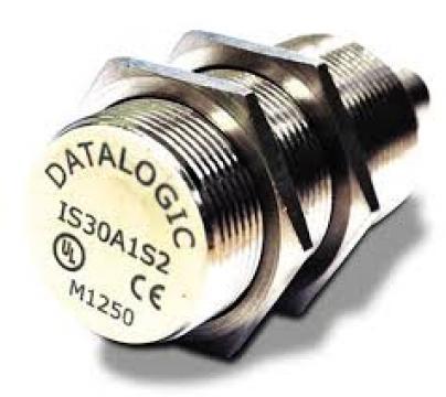Senzor inductiv scurt M30, NO, NPN, 3 fire, IS-30-H3-03 de la MLC Power Automation AG Srl