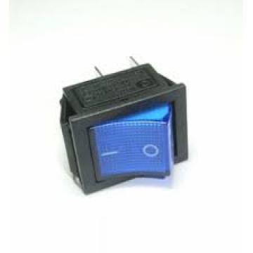 Intrerupator basculant 30x22mm, 2NO, 250V, 16A, iluminat de la Kalva Solutions Srl