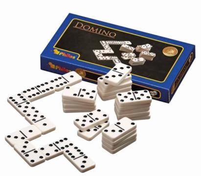 Joc Domino double six de la Chess Events Srl