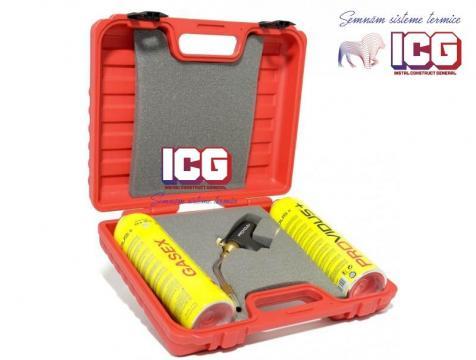 Kit lipire si sudare + 2 Butelii Gasex de la ICG Center