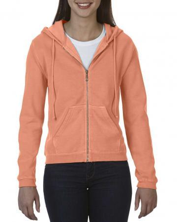 Bluzon cu fermoar Ladies' Full Zip Hooded Sweatshirt