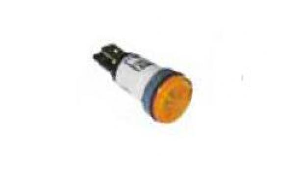 Lampa de semnalizare rotunda 359025